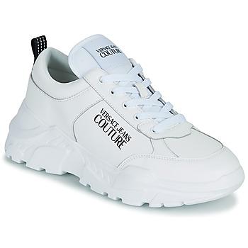 鞋子 男士 球鞋基本款 Versace Jeans MINOTA 白色