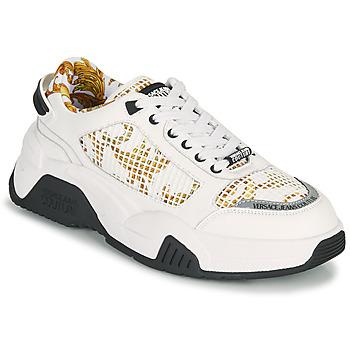 鞋子 男士 球鞋基本款 Versace Jeans HATINA 白色 / 金色