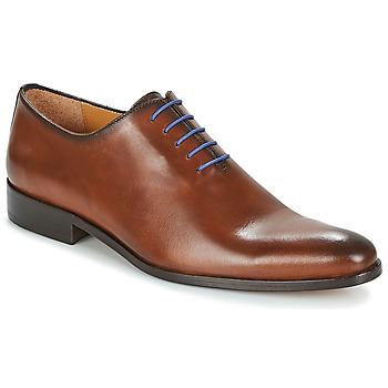 鞋子 男士 系帶短筒靴 Brett & Sons AGUSTIN 棕色