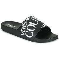 鞋子 男士 拖鞋 Versace Jeans TENNIA 黑色 / 白色