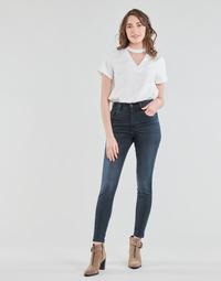 衣服 女士 牛仔铅笔裤 Diesel 迪赛尔 D-SLANDY-HIGH 蓝色