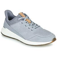 鞋子 男士 球鞋基本款 Reebok 锐步 EVER ROAD DMX 2.0 LEA 灰色