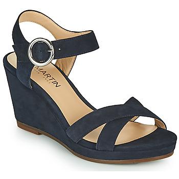 鞋子 女士 凉鞋 JB Martin QUERIDA 海蓝色