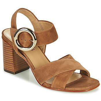 鞋子 女孩 凉鞋 JB Martin 1NICKY 棕色