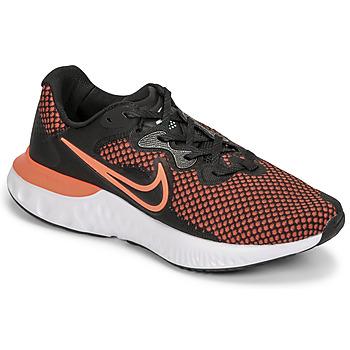 鞋子 男士 跑鞋 Nike 耐克 RENEW RUN 2 黑色 / 红色