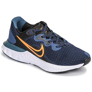 鞋子 男士 跑鞋 Nike 耐克 RENEW RUN 2 蓝色