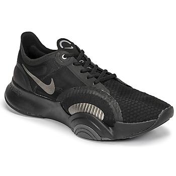鞋子 男士 多项运动 Nike 耐克 SUPERREP GO 黑色