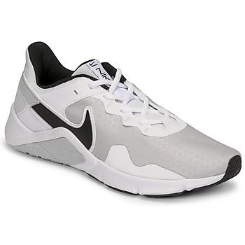 鞋子 男士 多项运动 Nike 耐克 LEGEND ESSENTIAL 2 白色 / 黑色
