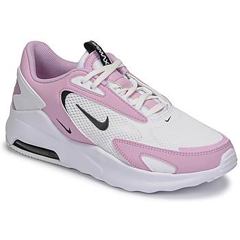 鞋子 女士 球鞋基本款 Nike 耐克 AIR MAX MOTION 3 白色 / 玫瑰色
