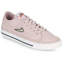 鞋子 女士 球鞋基本款 Nike 耐克 COURT LEGACY VALENTINE'S DAY 玫瑰色