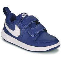 鞋子 男孩 球鞋基本款 Nike 耐克 PICO 5 PS 蓝色 / 白色