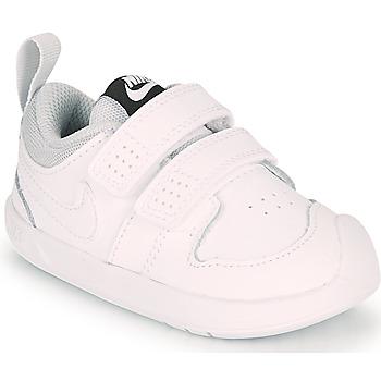 鞋子 儿童 球鞋基本款 Nike 耐克 PICO 5 TD 白色