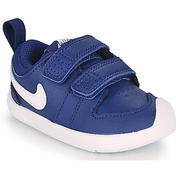 鞋子 男孩 球鞋基本款 Nike 耐克 PICO 5 TD 蓝色 / 白色