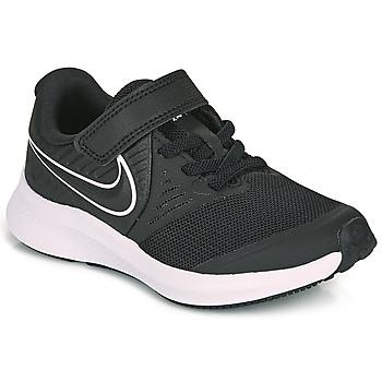 鞋子 儿童 多项运动 Nike 耐克 STAR RUNNER 2 PS 黑色 / 白色