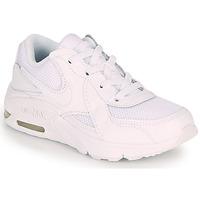 鞋子 儿童 球鞋基本款 Nike 耐克 AIR MAX EXCEE PS 白色
