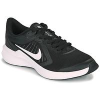鞋子 儿童 多项运动 Nike 耐克 DOWNSHIFTER 10 GS 黑色 / 白色
