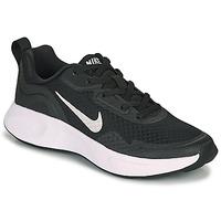 鞋子 儿童 多项运动 Nike 耐克 WEARALLDAY GS 黑色 / 白色