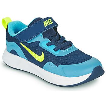 鞋子 男孩 多项运动 Nike 耐克 WEARALLDAY TD 蓝色 / 绿色