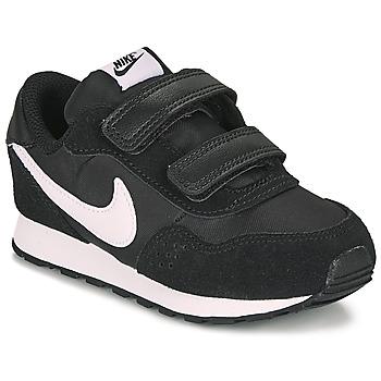 鞋子 儿童 球鞋基本款 Nike 耐克 MD VALIANT TD 黑色 / 白色