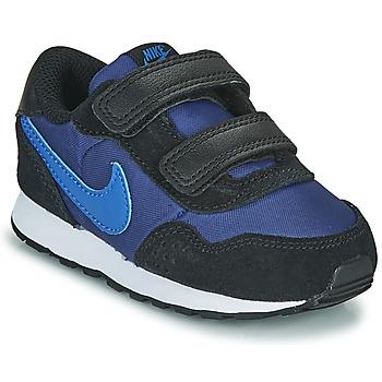 鞋子 男孩 球鞋基本款 Nike 耐克 MD VALIANT TD 蓝色