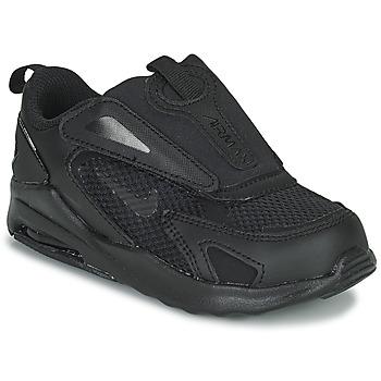 鞋子 儿童 球鞋基本款 Nike 耐克 AIR MAX BOLT TD 黑色