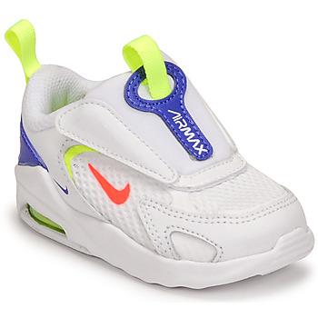 鞋子 儿童 球鞋基本款 Nike 耐克 AIR MAX BOLT TD 白色 / 蓝色