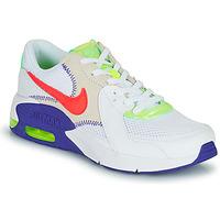 鞋子 儿童 球鞋基本款 Nike 耐克 AIR MAX EXCEE AMD GS 白色 / 蓝色 / 红色