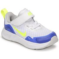 鞋子 儿童 多项运动 Nike 耐克 NIKE WEARALLDAY 白色 / 蓝色 / 绿色