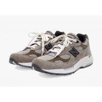鞋子 球鞋基本款 New Balance新百伦 JJJJound x New Balence 992 Beige Beige - Grey