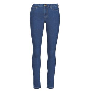 衣服 女士 紧身牛仔裤 Vero Moda VMJUDY 蓝色 / Edium