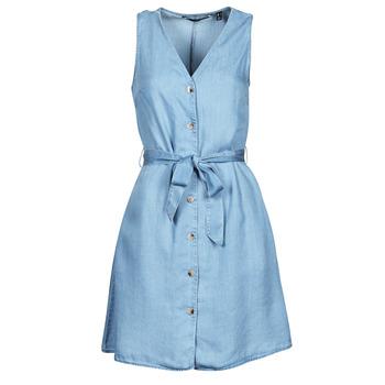 衣服 女士 短裙 Vero Moda VMVIVIANA 蓝色 / 米色
