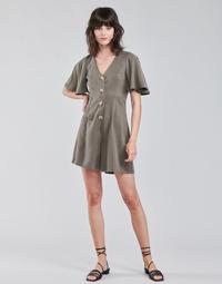 衣服 女士 连体衣/连体裤 Vero Moda VMVIVIANA 卡其色