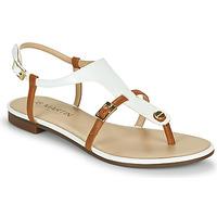 鞋子 女士 凉鞋 JB Martin 2GAELIA 白色 / 棕色