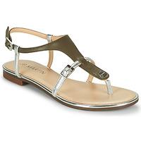 鞋子 女士 凉鞋 JB Martin 2GAELIA 卡其色 / 银灰色