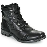 鞋子 男士 短筒靴 Redskins YANI 黑色