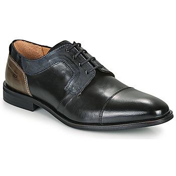 鞋子 男士 德比 Redskins WINDSOR 黑色 / 海蓝色 / 灰色