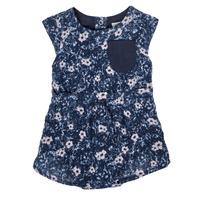 衣服 女孩 连体衣/连体裤 Ikks XS33010-48 海蓝色