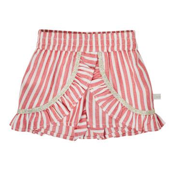 衣服 女孩 短裤&百慕大短裤 Ikks XS26000-35 红色