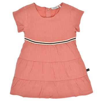衣服 女孩 短裙 Ikks XS30090-67 橙色