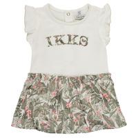 衣服 女孩 短裙 Ikks XS30120-19 多彩