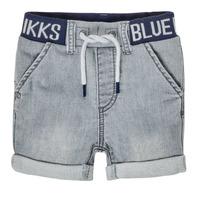 衣服 男孩 短裤&百慕大短裤 Ikks XS25011-94 灰色