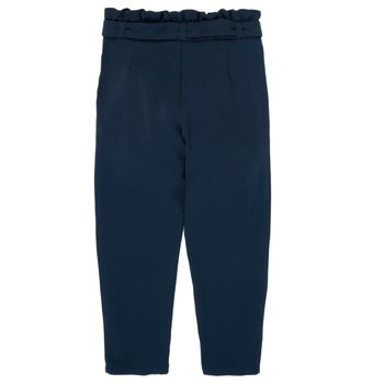衣服 女孩 紧身裤 Ikks XS22032-48-J 海蓝色