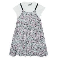 衣服 女孩 短裙 Ikks XS30182-19-C 多彩