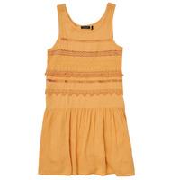 衣服 女孩 短裙 Ikks XS31012-74-J 橙色