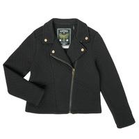 衣服 女孩 羊毛开衫 Ikks XS17012-02-J 黑色