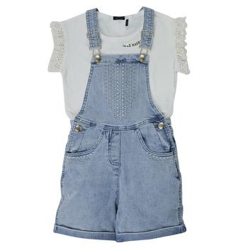 衣服 女孩 女士套装 Ikks XS37022-84-C 多彩