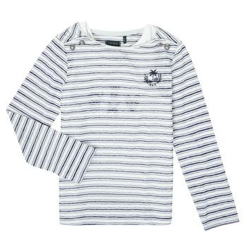 衣服 女孩 长袖T恤 Ikks XS10052-19-C 多彩