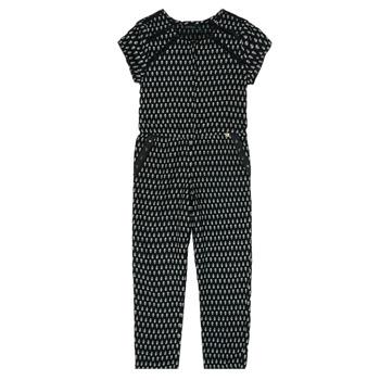 衣服 女孩 连体衣/连体裤 Ikks XS32012-02-C 黑色