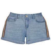 衣服 女孩 短裤&百慕大短裤 Ikks XS26002-84-C 蓝色