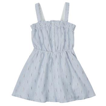 衣服 女孩 短裙 Ikks XS31022-48-C 蓝色